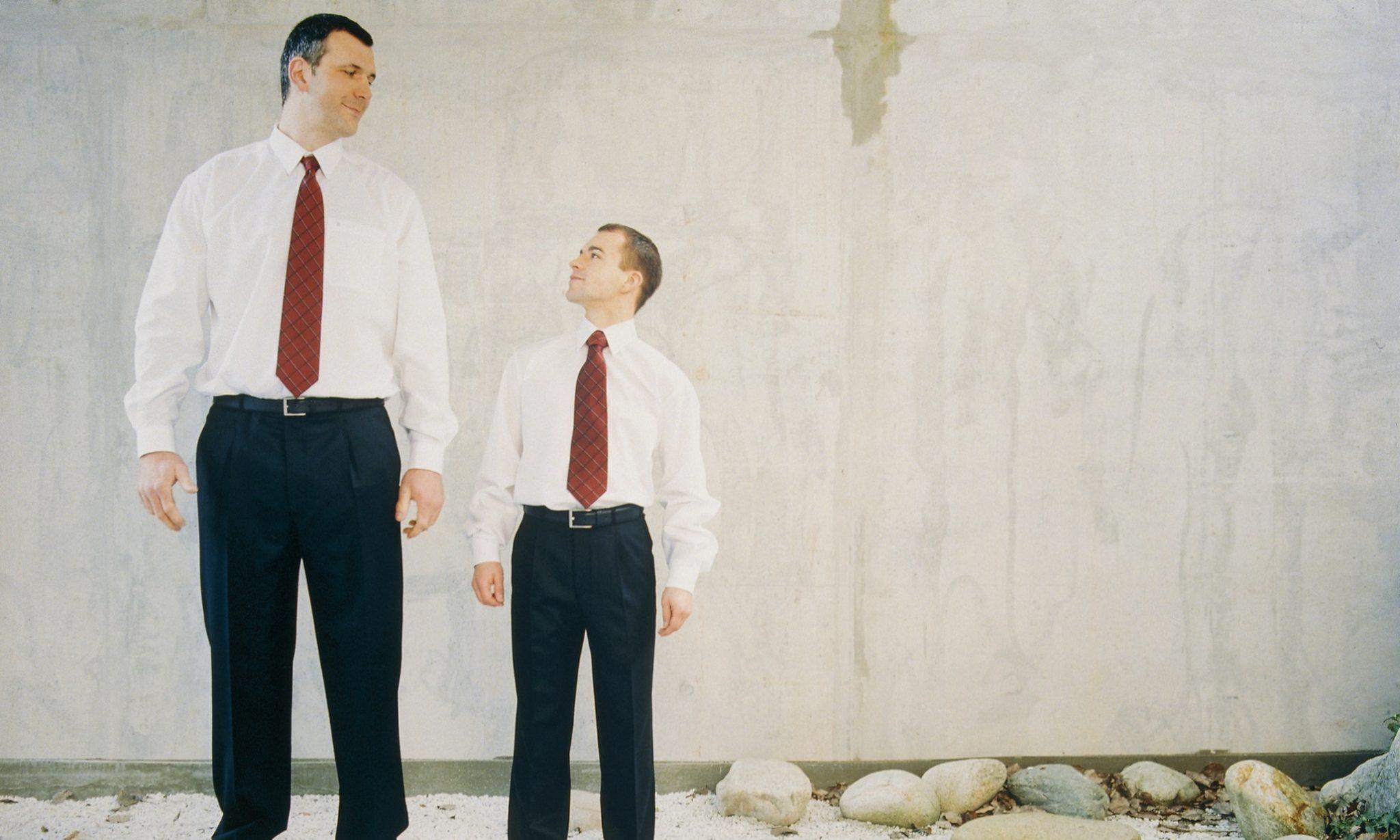 بلندقدترین و کوتاهقدترین مردم