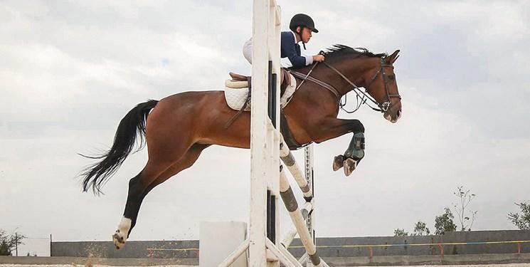 پرش با اسب