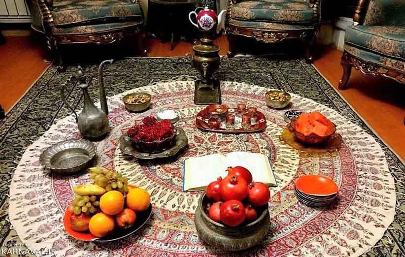 شب یلدا در شهرهای مختلف چه میگذرد؟