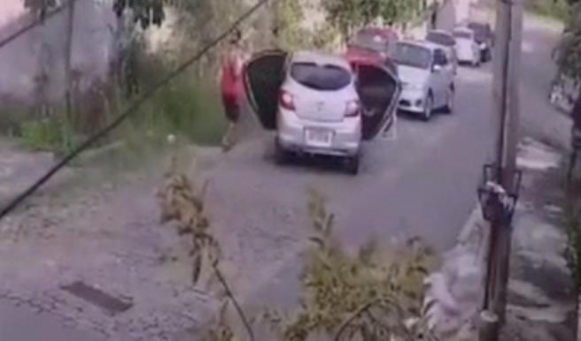 سارقان خودرو