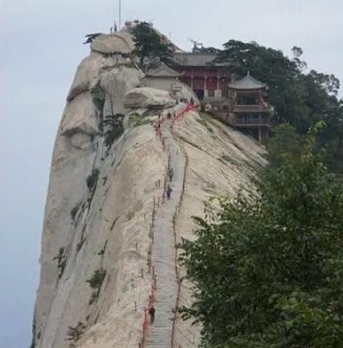 کوه در چین