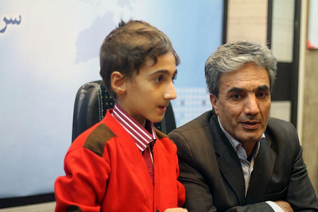 کودک نخبه کرمانشاهی