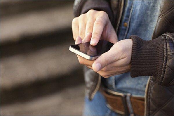 استفاده از گوشی