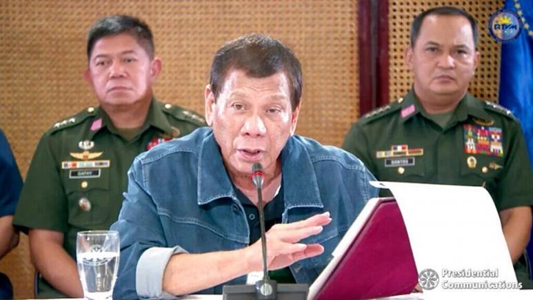 رییس جمهور فیلیپین
