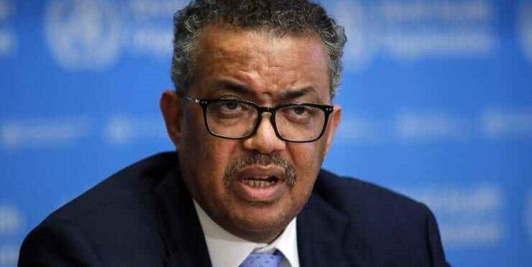 دبیر سازمان بهداشت جهانی