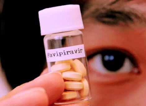 داروی فاویپیراویر