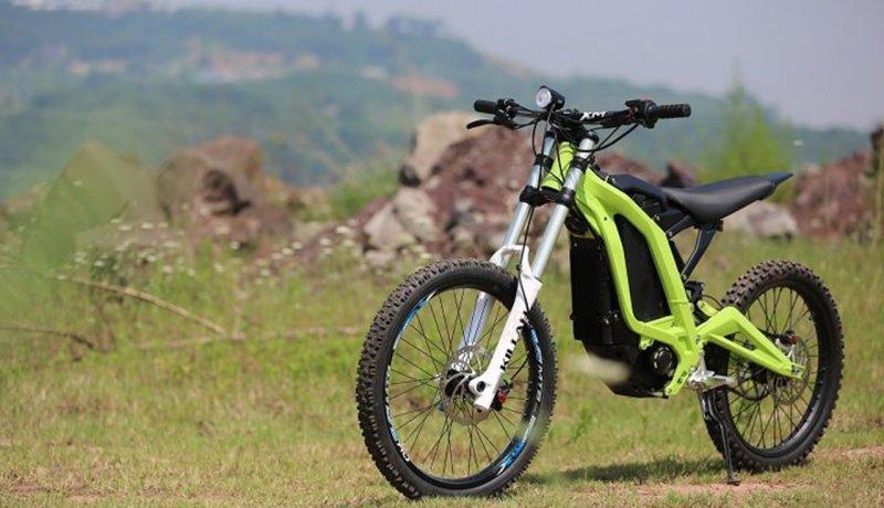 دوچرخه ای با آپشن هایی فراتر از پراید!