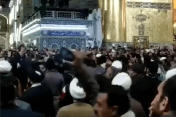 تجمع عراقی ها