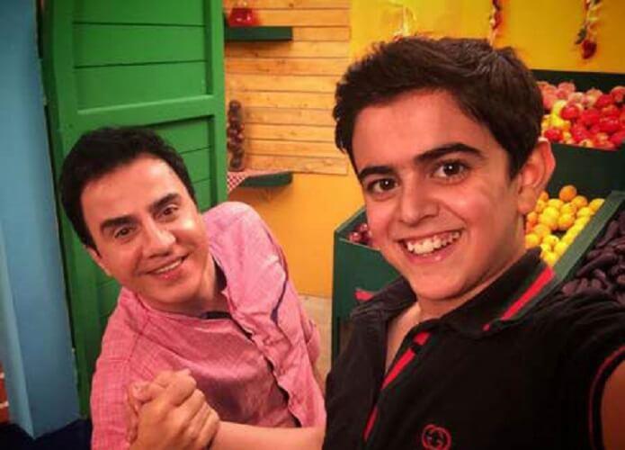 امیرمحمد و عموپورنگ