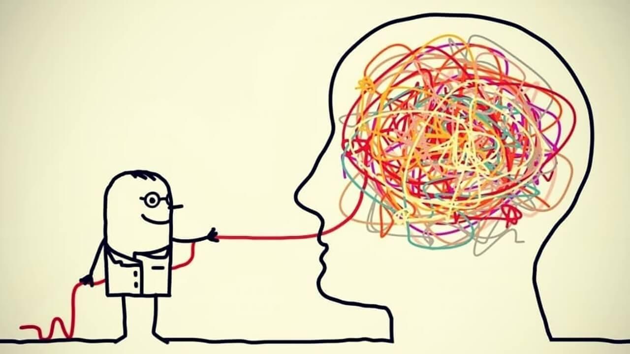 کاریکاتور تست روانشناسی
