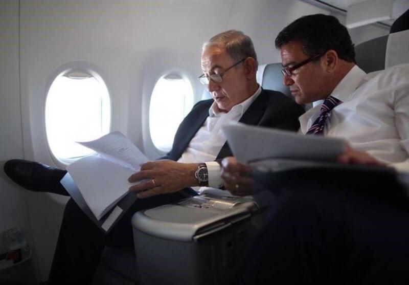رییس موساد و نتانیاهو