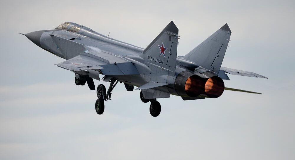 جنگنده روسی