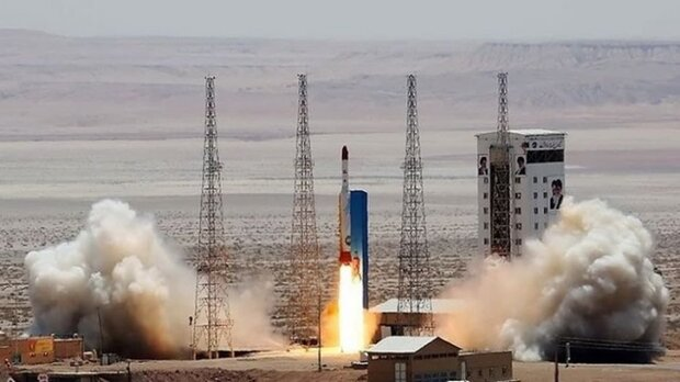 موشک ایرانی