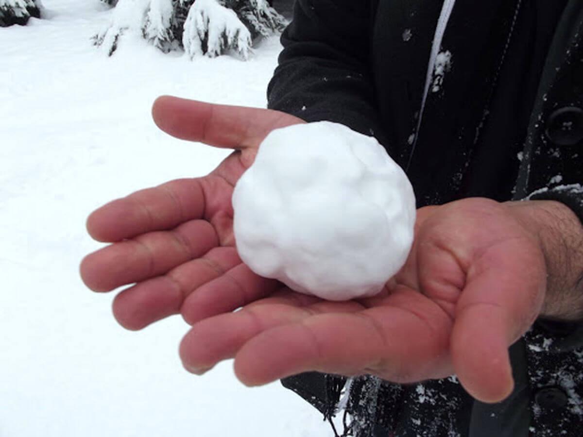 گلوله برف