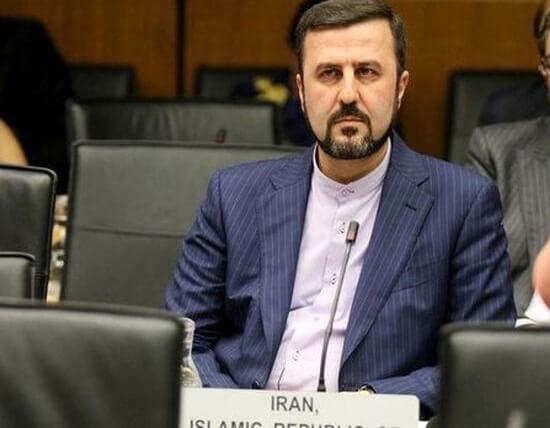 نماینده ایران
