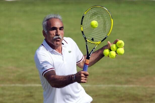 تنیس باز ایرانی