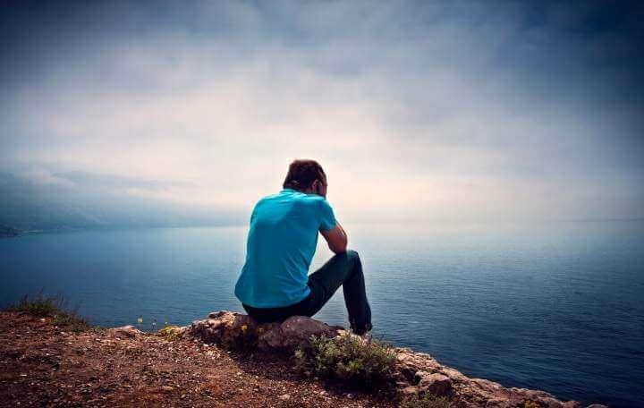 پسر تنها