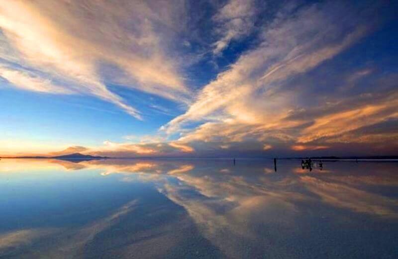 دریاچه زیبای کرمان
