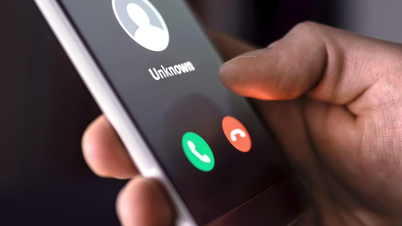 تماس با تلفن همراه