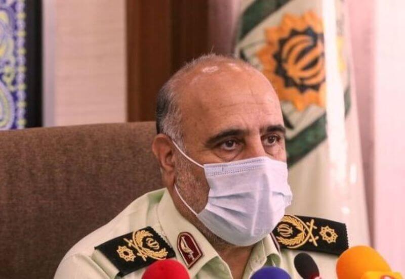 رئیس پلیس تهران
