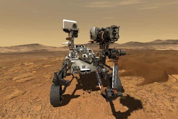 مریخ پیمای استقامت