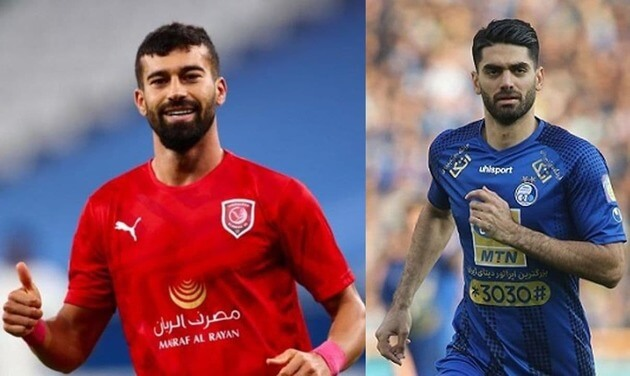 بازیکنان ایرانی