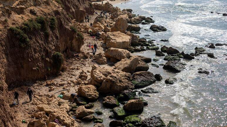 سواحل اسراییل