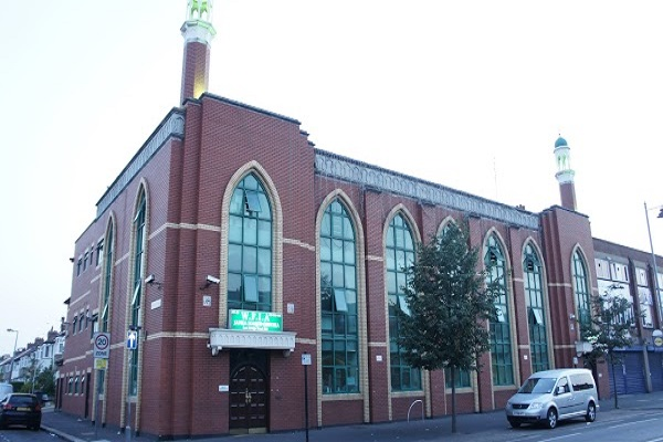 مسجدی در لندن