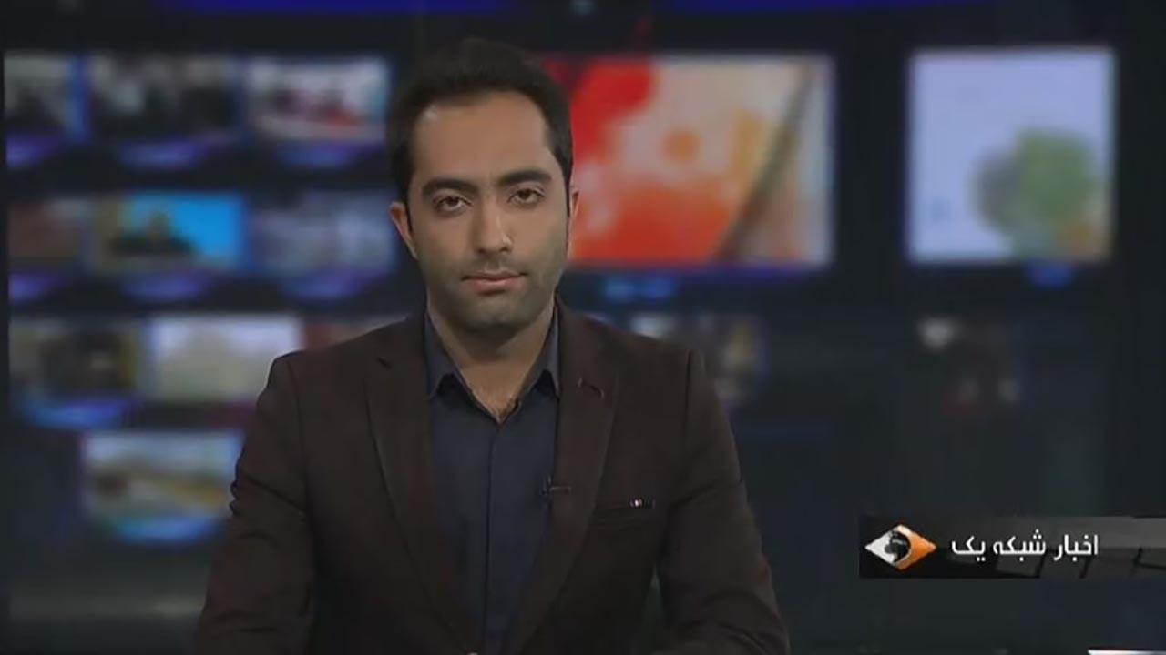 واکنش مجری تلویزیون به سوتی جالبش در آنتن زنده