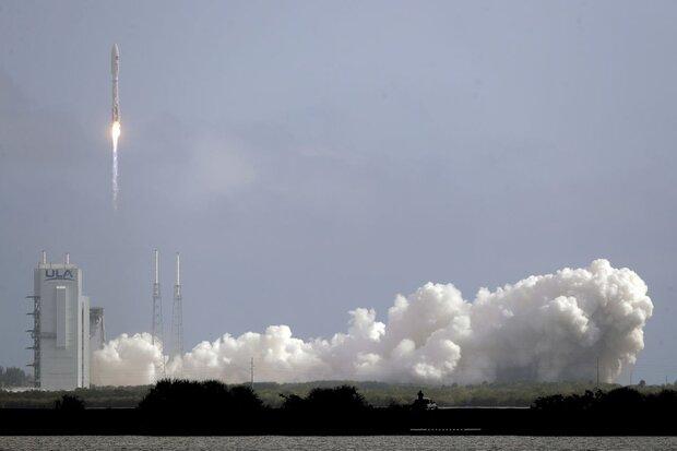 ارسال موشک به فضا