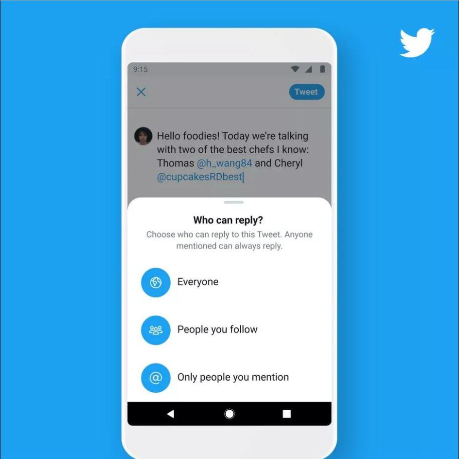قابلیت شخصیسازی ریپلایها به توئیتر اضافه میشود