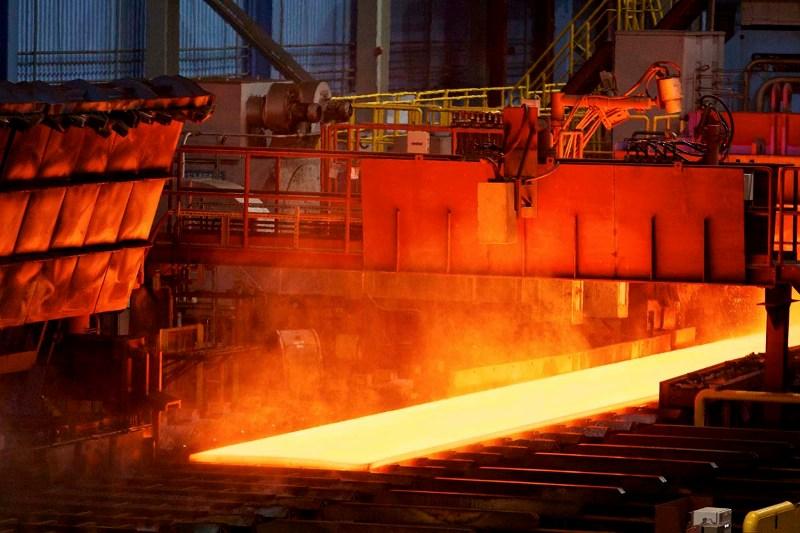 خط تولید تیرآهن