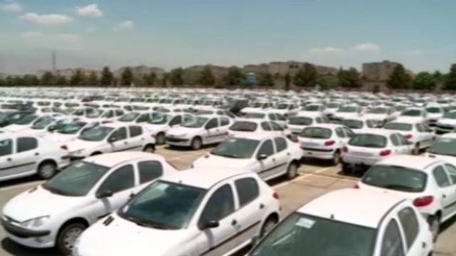 پارکینگ خودرو ها