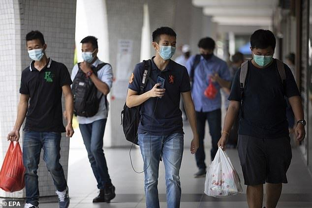 مردم سنگاپور