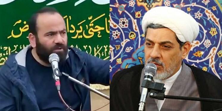 حسن آقامیری و ناصر رفیعی