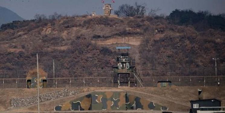 اولین فیلم از انفجار در مرز دو کره