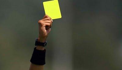 کارت زرد