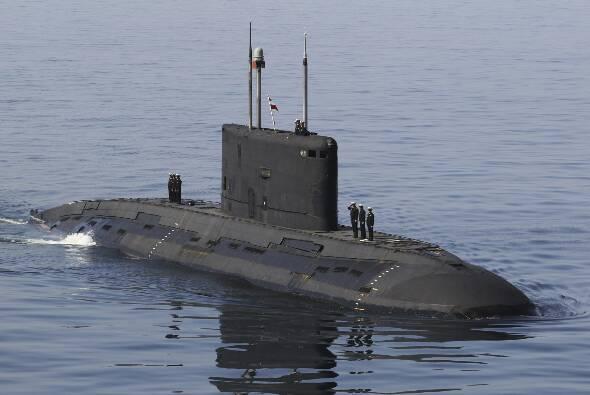 زیردریایی ارتش