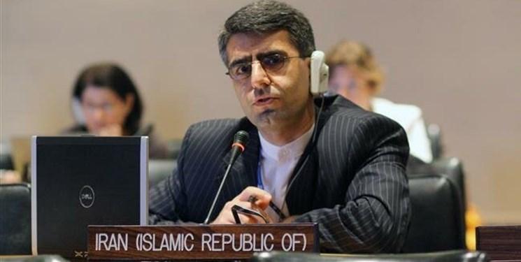 نماینده ایران در سازمان ملل