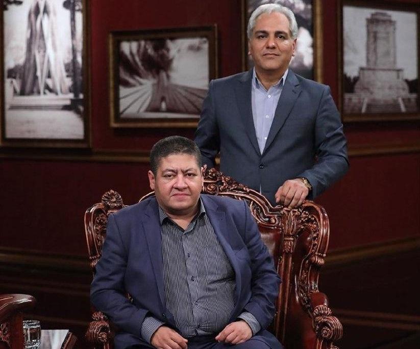 مدیری و مهمانش
