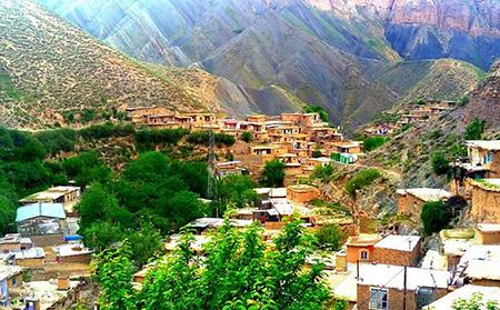 روستای چرم کهنه