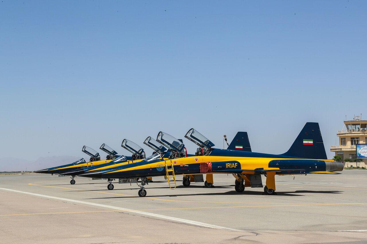 جنگنده های ارتش