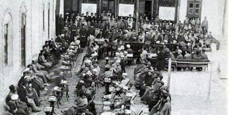 سنت ایرانیان دوره قاجار در عید غدیر