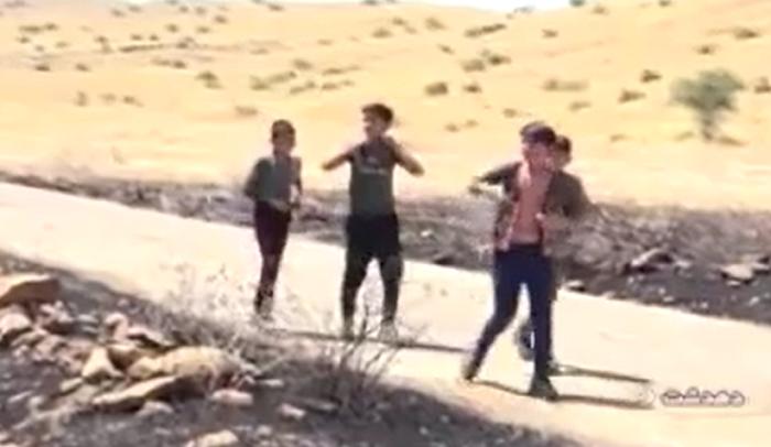 ماجرای ریزعلیهای کوچک ایرانی در دل آتش!