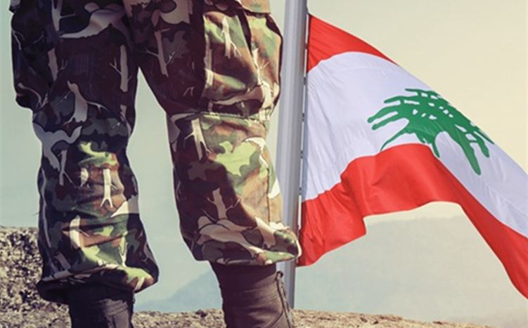 سرباز لبنانی