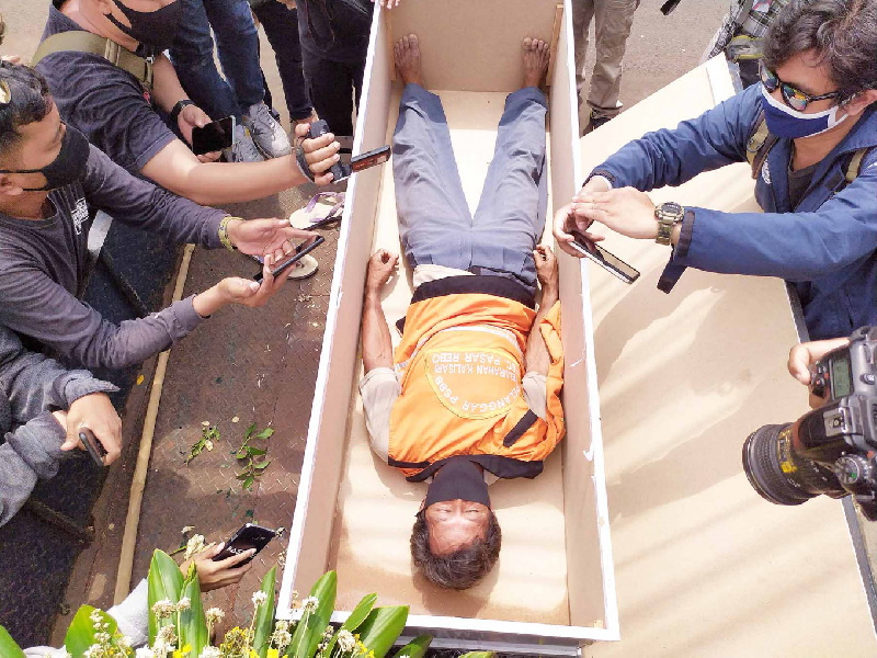 تنبیه در اندونزی