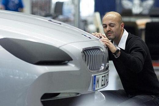 سلاطین ایرانی طراحی خودرو در اروپا