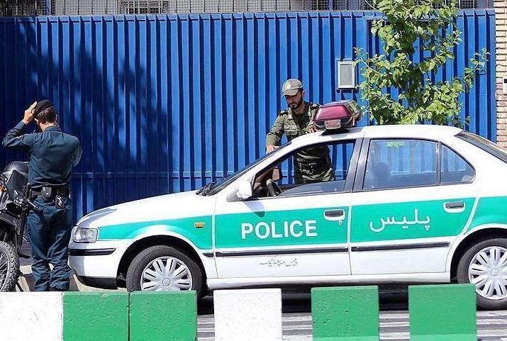 پلیس ایرانی