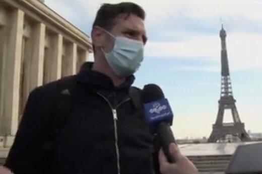 مصاحبه از فرانسه