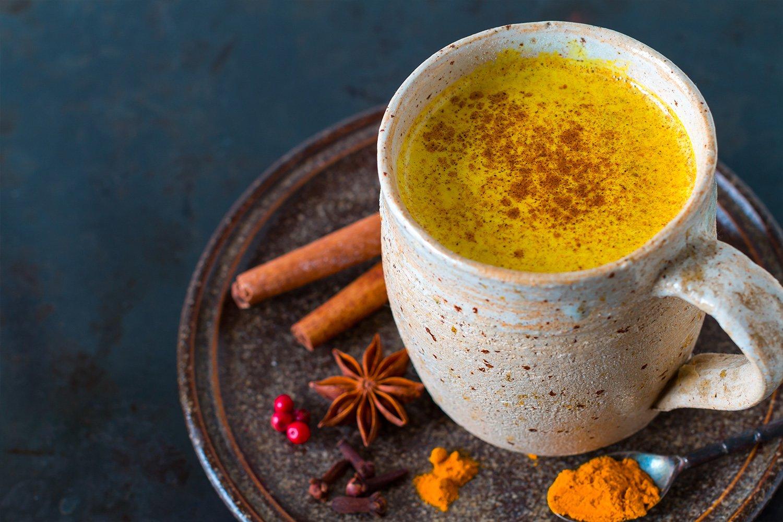 چای زردچوبه